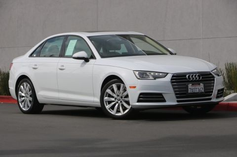 Certified Pre-Owned 2017 Audi A4 ultra Premium