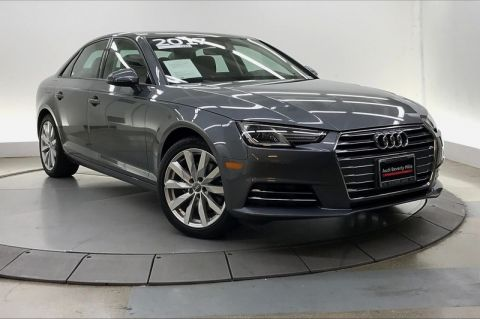 Certified Pre-Owned 2017 Audi A4 2.0 TFSI Auto ultra Premium FWD