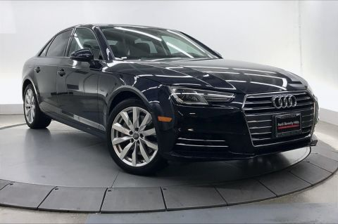 Certified Pre-Owned 2017 Audi A4 2.0 TFSI Auto Premium FWD