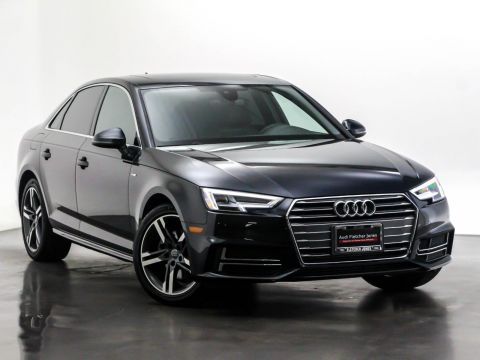 Pre-Owned 2017 Audi A4 2.0 TFSI Auto ultra Premium Plus FWD