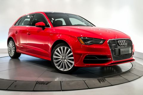 Certified Pre-Owned 2016 Audi A3 e-tron 4dr HB Premium Plus