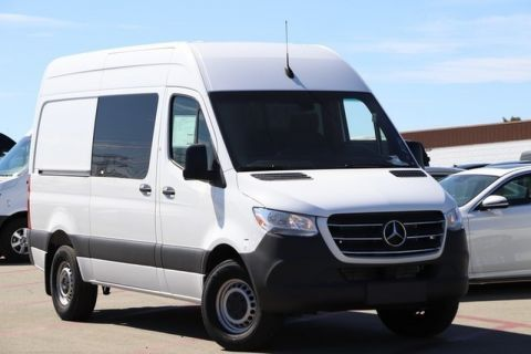 New 2019 Mercedes-Benz Sprinter Crew Van 3500 High Roof V6 144