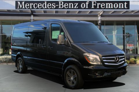 New 2017 Mercedes-Benz Sprinter Cargo Van 2500 Standard Roof V6 144 Worker RWD