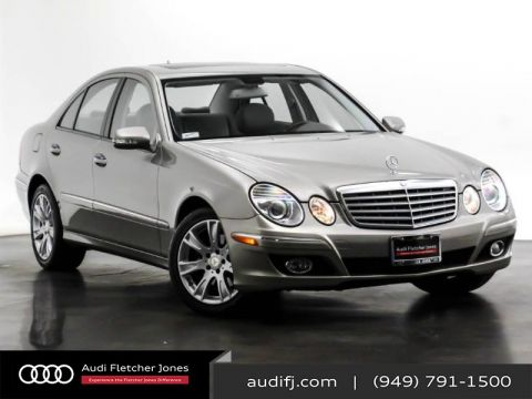 Pre-Owned 2009 Mercedes-Benz E-Class Luxury 3.5L