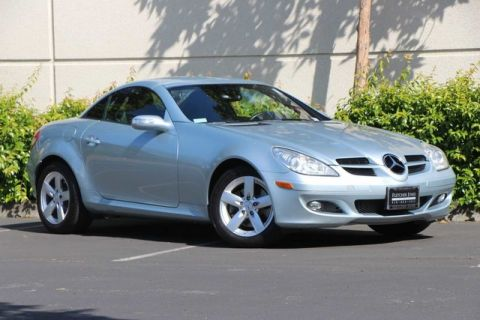Pre-Owned 2006 Mercedes-Benz SLK Roadster 3.0L