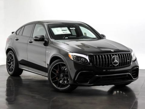 New 2019 Mercedes-Benz GLC AMG® GLC 63 S