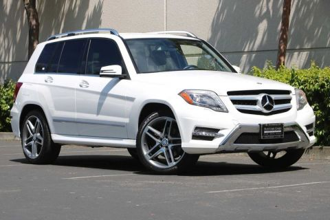 Pre-Owned 2013 Mercedes-Benz GLK RWD 4dr GLK 350