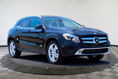 Certified Pre-Owned 2015 Mercedes-Benz GLA 4MATIC 4dr GLA 250