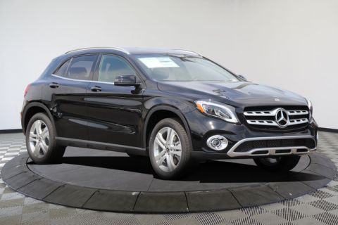 New 2018 Mercedes-Benz GLA GLA 250 4MATIC® SUV