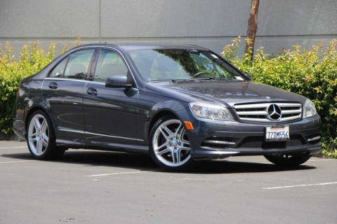 Pre-Owned 2011 Mercedes-Benz C-Class 4dr Sdn C 350 Sport RWD