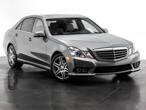 Pre-Owned 2010 Mercedes-Benz E-Class E 350 Sport