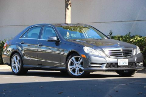 Pre-Owned 2012 Mercedes-Benz E-Class 4dr Sdn E 350 Sport RWD