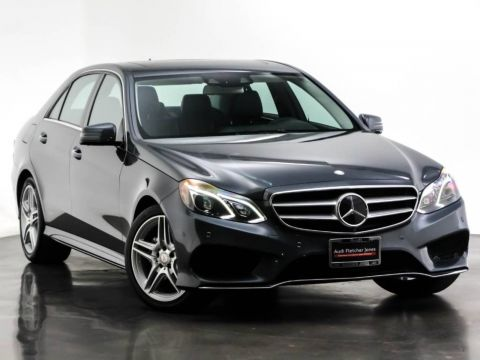 Pre-Owned 2014 Mercedes-Benz E-Class 4dr Sdn E 350 Sport RWD