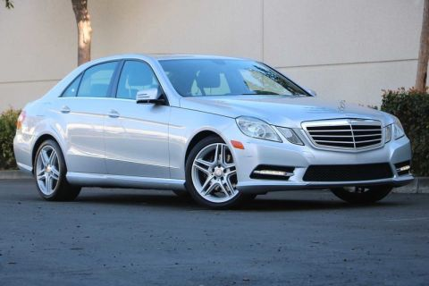 Pre-Owned 2013 Mercedes-Benz E-Class 4dr Sdn E 350 Sport RWD *Ltd Avail*
