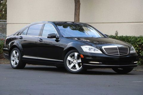 Pre-Owned 2011 Mercedes-Benz S-Class 4dr Sdn S 550 RWD