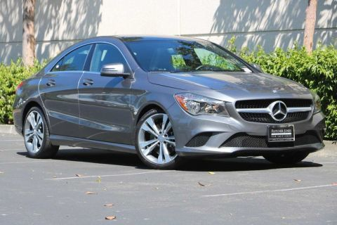 Certified Pre-Owned 2016 Mercedes-Benz CLA 4dr Sdn CLA 250 4MATIC®