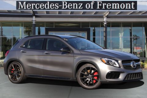 New 2018 Mercedes-Benz GLA AMG® GLA 45 4MATIC SUV