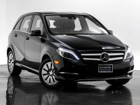 Pre-Owned 2016 Mercedes-Benz B-Class