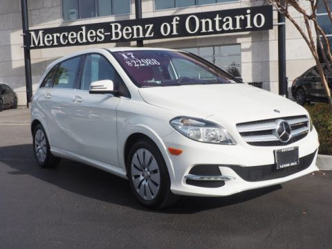 Pre-Owned 2017 Mercedes-Benz B-Class B 250e