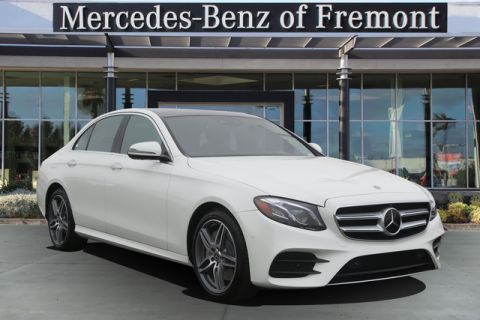 New 2018 Mercedes-Benz E-Class E 300 RWD Sedan