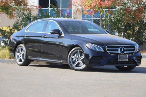 New 2020 Mercedes-Benz E-Class E 350 RWD Sedan