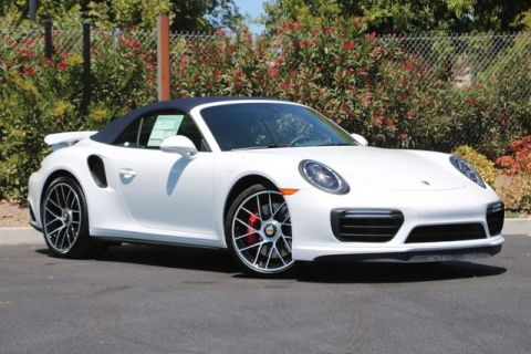 Pre-Owned 2019 Porsche 911 Turbo Cab