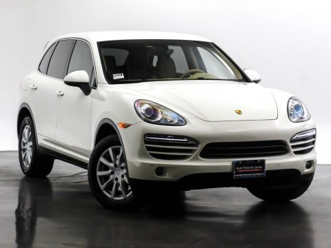 Pre-Owned 2011 Porsche Cayenne AWD