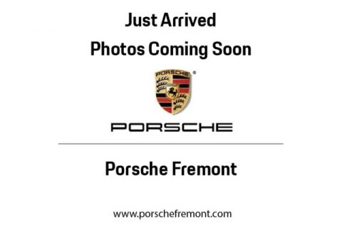 Certified Pre-Owned 2017 Porsche Cayenne Platinum Edition AWD