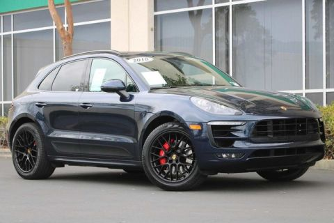 Certified Pre-Owned 2018 Porsche Macan GTS AWD