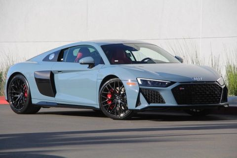 New 2020 Audi R8 Coupe V10